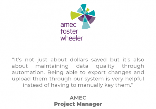 DL Q_Amec Wheeler Foster Education Case Studies Quote