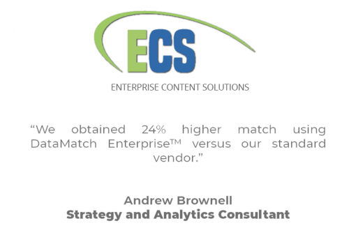ECS, Enterprise Content Solutions (ECS) Case Study