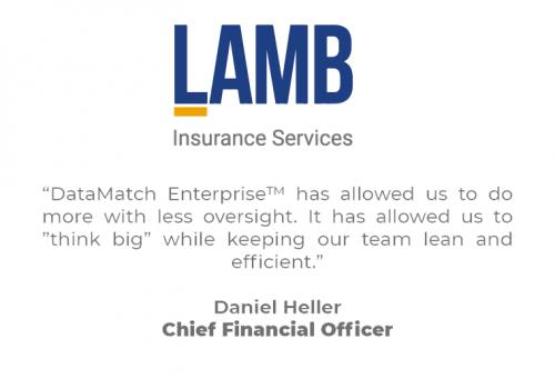 DL Q_Lamb Financial Finance Case Studies Quote