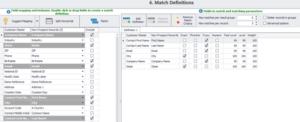 DataMatch Enterprise - Match Definitions